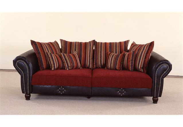 big sofa corin couch sofagarnitur antik dunkel braun und. Black Bedroom Furniture Sets. Home Design Ideas