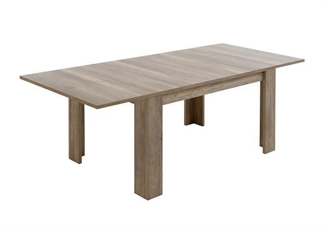 esstisch mambo tisch mit auswahl wildeiche san remo und eiche s gerau ebay. Black Bedroom Furniture Sets. Home Design Ideas