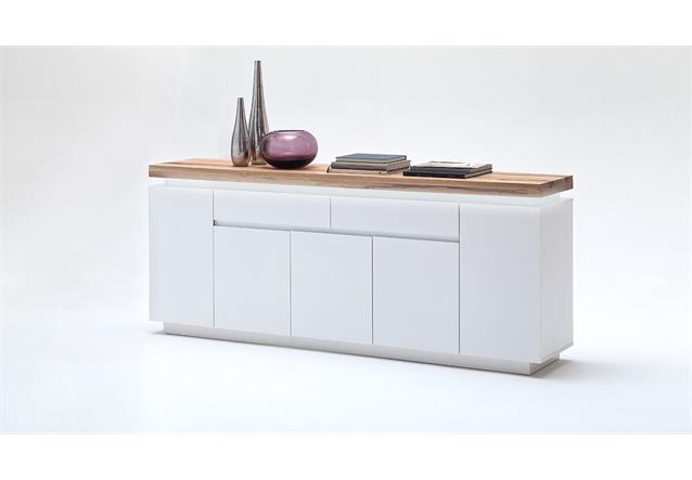 Dubai Sideboard Lack Weiß ~ Beste Home Design Inspiration
