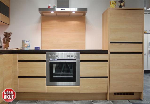 Top einbaukuche l kuche ausstellungskuche nobilia inkl for Küche lieferzeit