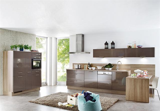 einbauk che nobilia k chenzeile k che inkl e ger te geschirrsp ler 382 ebay. Black Bedroom Furniture Sets. Home Design Ideas