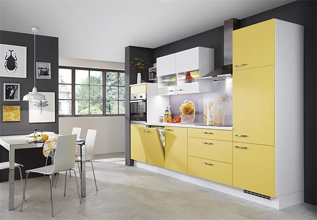 nobilia einbauk che k chenzeile k che inkl e ger te mit auswahlfarben 729 ebay. Black Bedroom Furniture Sets. Home Design Ideas