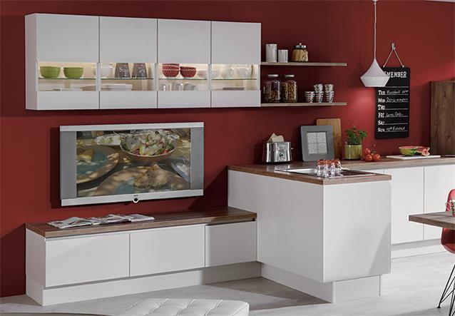 nobilia einbauk che inselk che k che inkl e ger te mit auswahlfarben 717 ebay. Black Bedroom Furniture Sets. Home Design Ideas