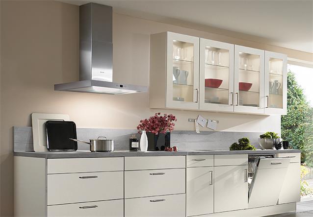 nobilia einbauk che k chenzeile k che inkl e ger te mit auswahlfarben 583. Black Bedroom Furniture Sets. Home Design Ideas