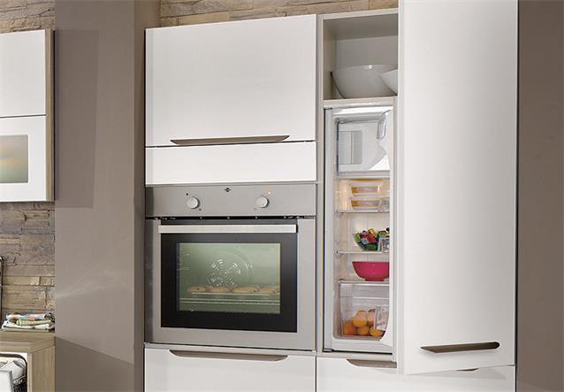 Nobilia einbaukuche kuchenzeile kuche inkl e gerate mit for Küchenzeile ebay
