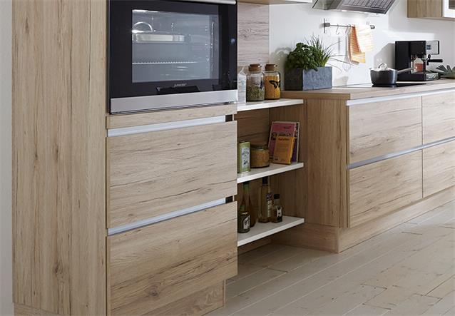 nobilia einbauk che l k che k che inkl e ger te mit auswahlfarben 727 ebay. Black Bedroom Furniture Sets. Home Design Ideas