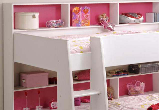 etagenbett kinderbett tam tam hochbett kinderzimmer. Black Bedroom Furniture Sets. Home Design Ideas