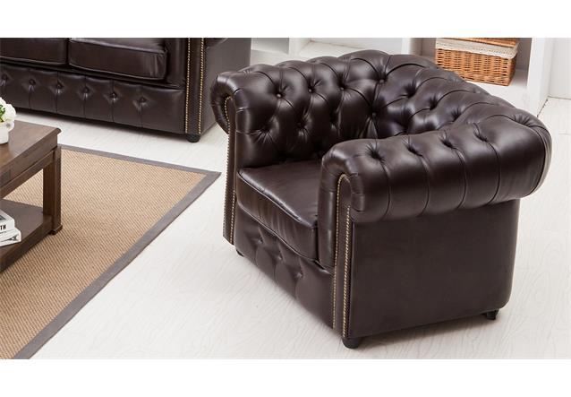 chesterfield polster sofa 2 sitzer 3 sitzer sessel dunkelbraun gl nzend steppung. Black Bedroom Furniture Sets. Home Design Ideas