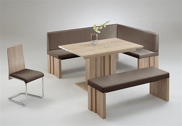 eckbank tommy bank in eiche s gerau und schlamm langer. Black Bedroom Furniture Sets. Home Design Ideas