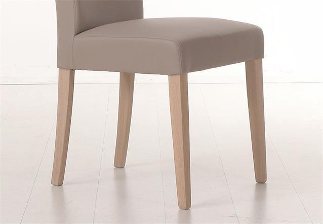 stuhl sam 1 polsterstuhl esszimmerstuhl in schlamm und sonoma eiche ebay. Black Bedroom Furniture Sets. Home Design Ideas