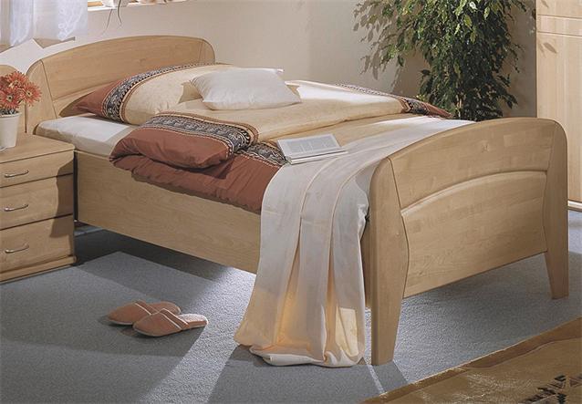 schlafzimmer set vanessa plus seniorenzimmer birke teilmassiv ebay. Black Bedroom Furniture Sets. Home Design Ideas