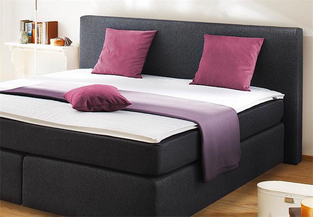 boxspringbett bx420 bett schlafzimmerbett bonellfederkern. Black Bedroom Furniture Sets. Home Design Ideas