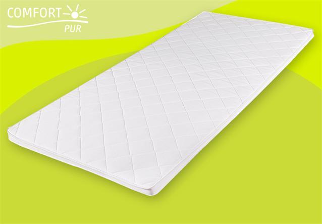 matratzenauflage comfortpur p340 topper komfortschaum 180x200 ebay. Black Bedroom Furniture Sets. Home Design Ideas