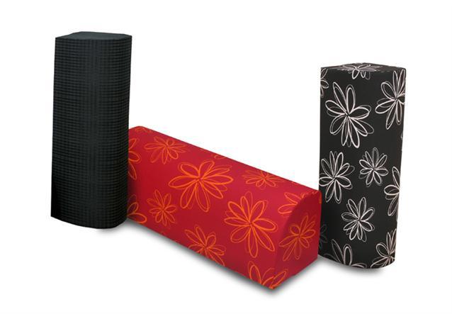 r ckenkissen 2er set chilly umbaukissen kissen in schwarz wei neu ebay. Black Bedroom Furniture Sets. Home Design Ideas