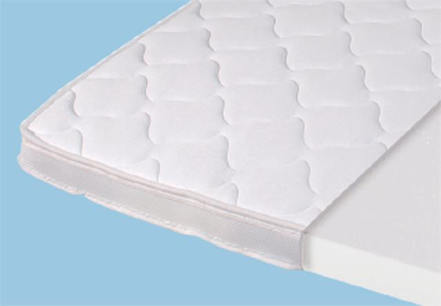 matratzenauflage dormipur k540 kaltschaum topper f r. Black Bedroom Furniture Sets. Home Design Ideas