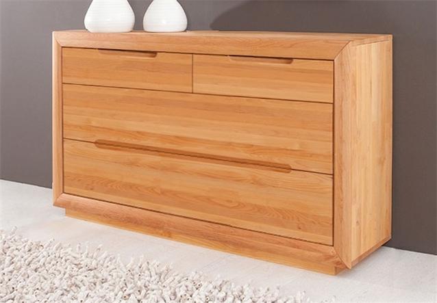 kommode bergen sideboard erle red alder teilmassiv ebay. Black Bedroom Furniture Sets. Home Design Ideas