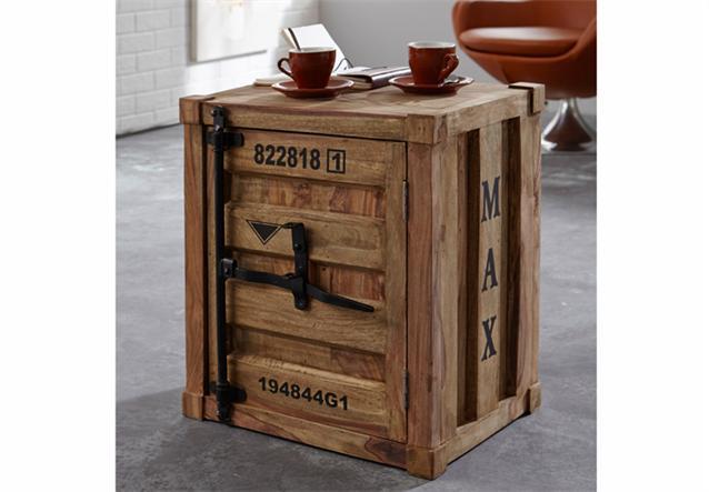 kommode 6905 container beistelltisch von wolf m bel. Black Bedroom Furniture Sets. Home Design Ideas