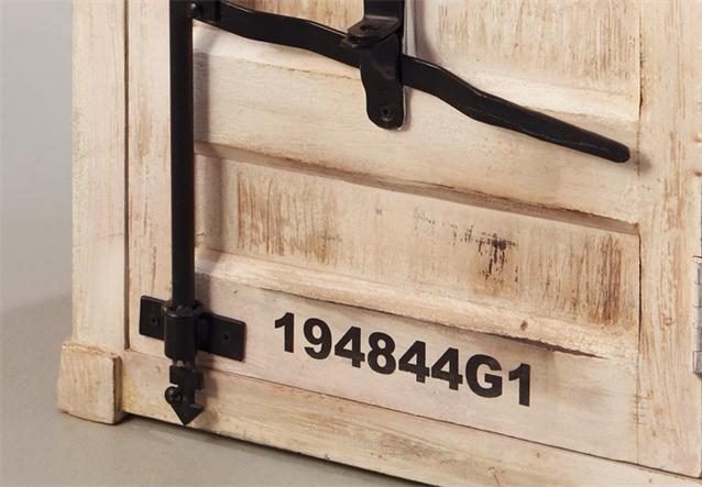 kommode 6905 container von wolf m bel in massivholz akazie. Black Bedroom Furniture Sets. Home Design Ideas