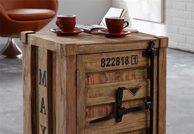 kommode 6921 container von wolf m bel in massivholz. Black Bedroom Furniture Sets. Home Design Ideas