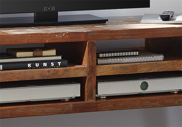 lowboard retro himalaya 3761 tv board old recycled wood. Black Bedroom Furniture Sets. Home Design Ideas