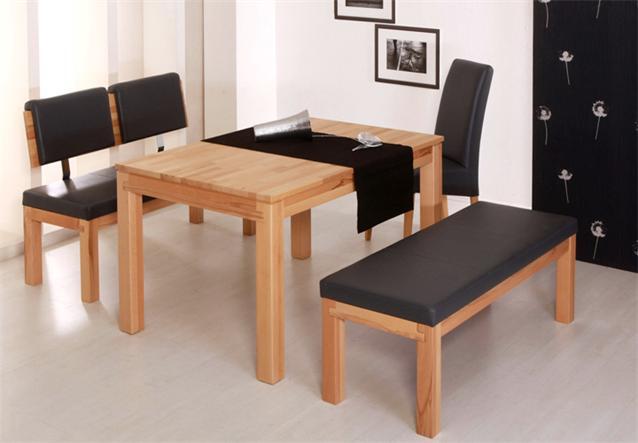 eckbank sarah middle rechts kernbuche massiv ge lt sitz. Black Bedroom Furniture Sets. Home Design Ideas