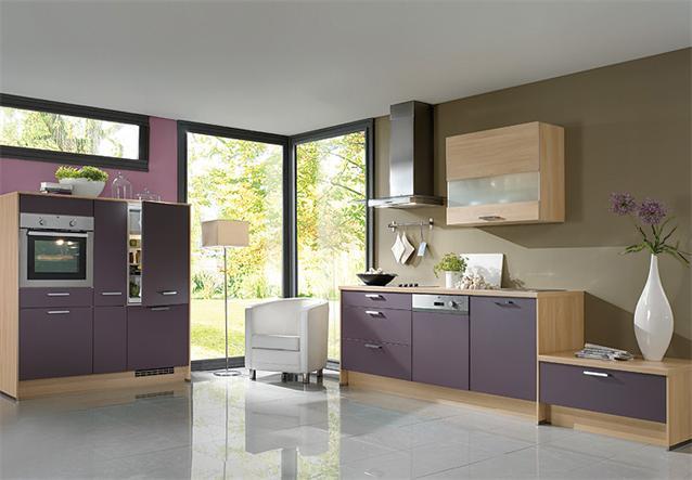 nobilia einbauk che k chenzeile k che inklusive e ger te mit vielen farben ebay. Black Bedroom Furniture Sets. Home Design Ideas