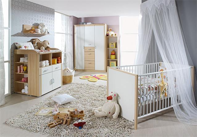 kleiderschrank peggy wei buche babyzimmer b 136 ebay. Black Bedroom Furniture Sets. Home Design Ideas