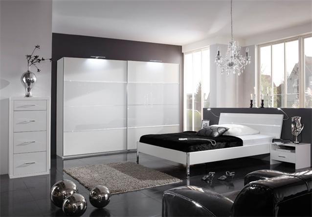schwebet renschrank plato kleiderschrank in wei glas strass 180cm bielefeld. Black Bedroom Furniture Sets. Home Design Ideas