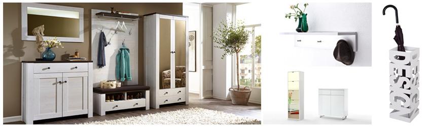 garderoben g nstig online kaufen m bel akut gmbh. Black Bedroom Furniture Sets. Home Design Ideas