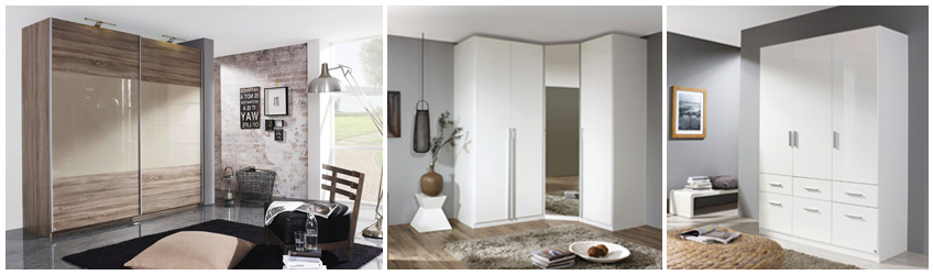 kleiderschr nke g nstig online kaufen m bel akut gmbh. Black Bedroom Furniture Sets. Home Design Ideas