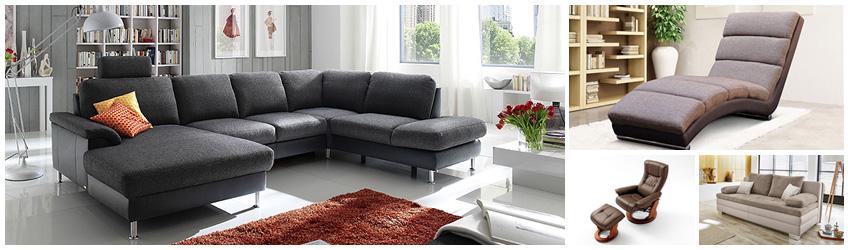 Polstermöbel bei Möbel AKUT