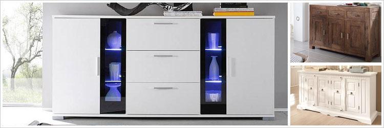 sideboards g nstig online kaufen m bel akut gmbh. Black Bedroom Furniture Sets. Home Design Ideas