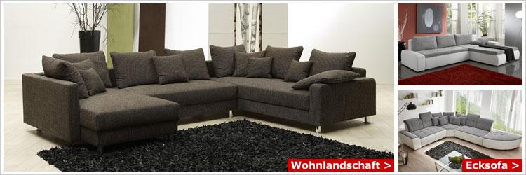 wohnlandschaft g nstig online kaufen m bel akut gmbh. Black Bedroom Furniture Sets. Home Design Ideas
