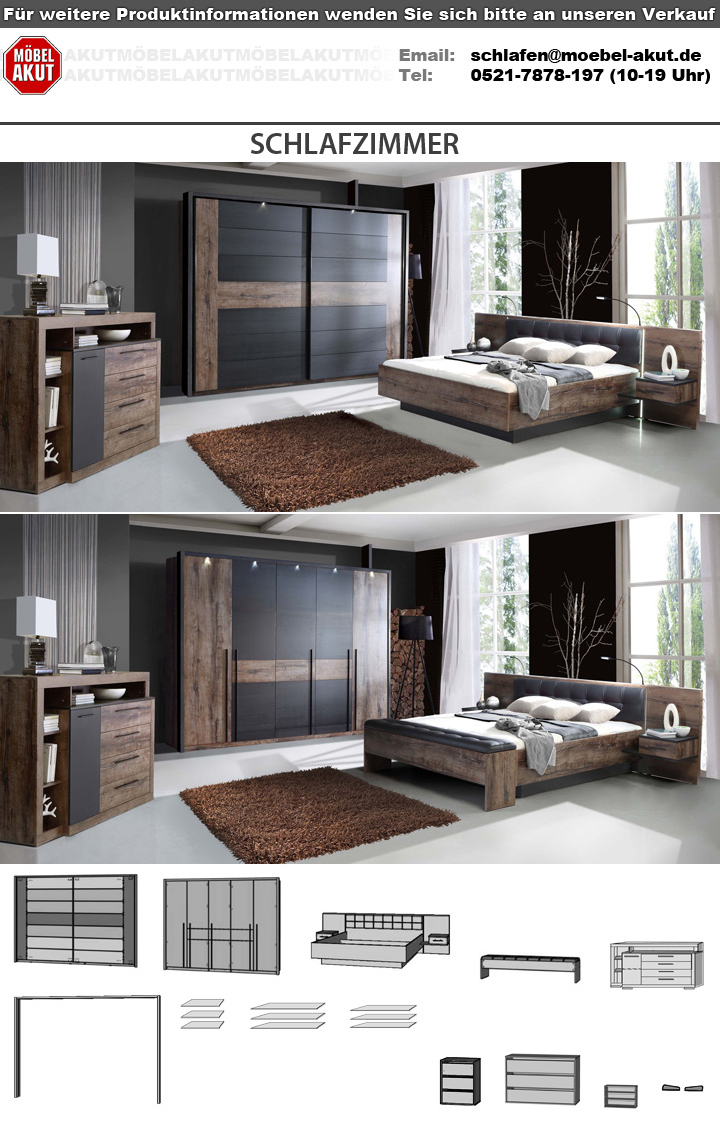 bettanlage bellevue bett schwarzeiche und schlammeiche led. Black Bedroom Furniture Sets. Home Design Ideas