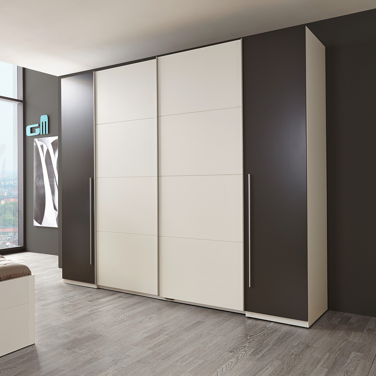 Schlafzimmerschrank 270 Cm | Dekoration Ideen