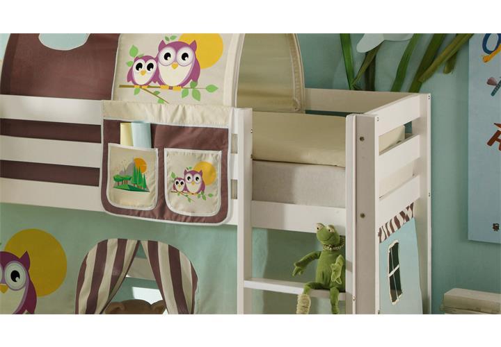 Etagenbett Leiter : Etagenbett hochbett kinderzimmer bett kiefer natur oder