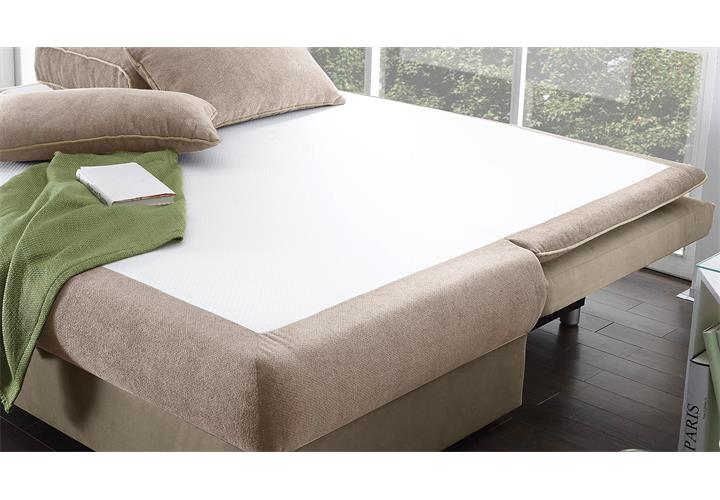 schlafsofa svenja sofa bettsofa couch dauerschl fer federkern bettkasten ebay. Black Bedroom Furniture Sets. Home Design Ideas