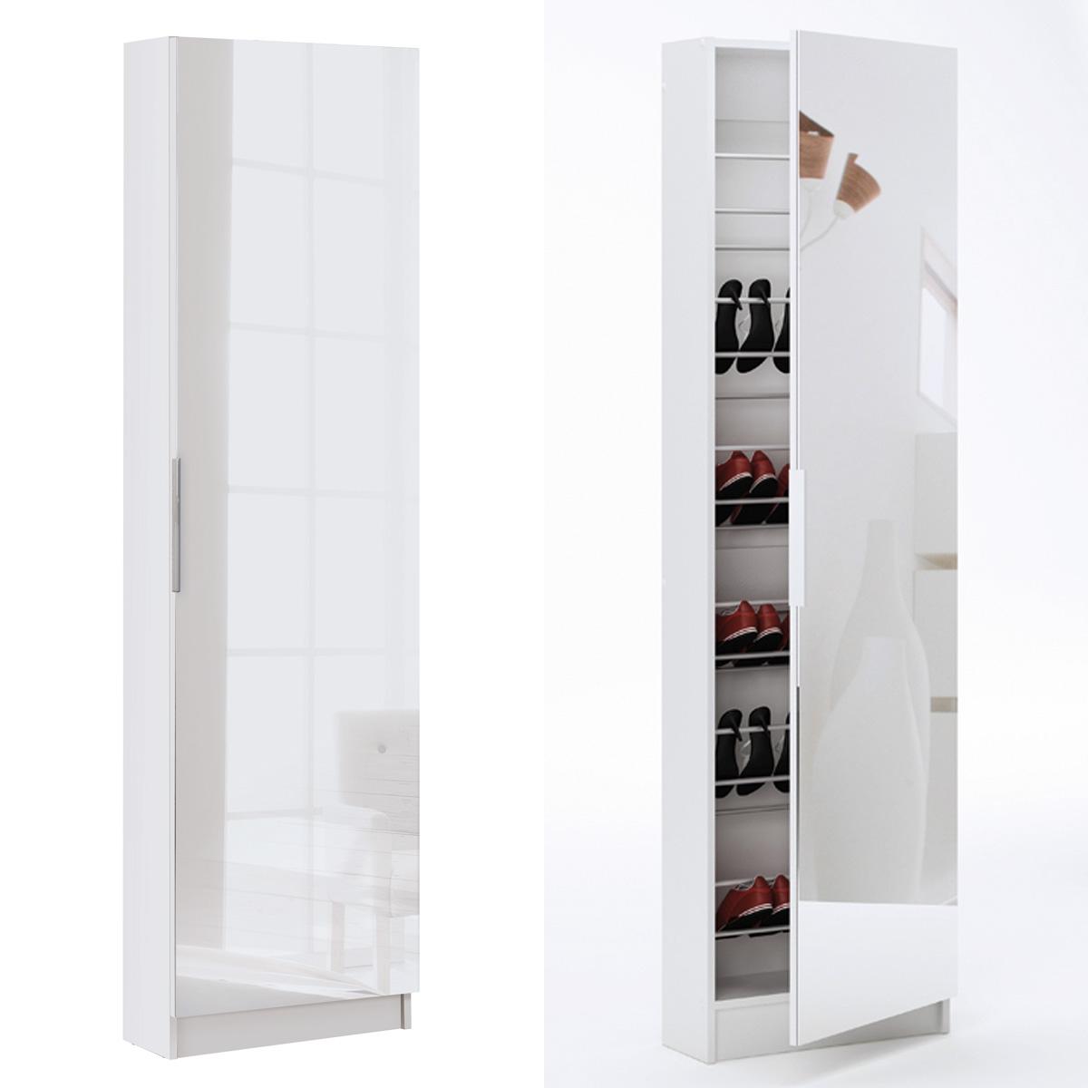 Beeindruckend Garderobenschrank Weiß Dekoration Von Bild 2 Von 2