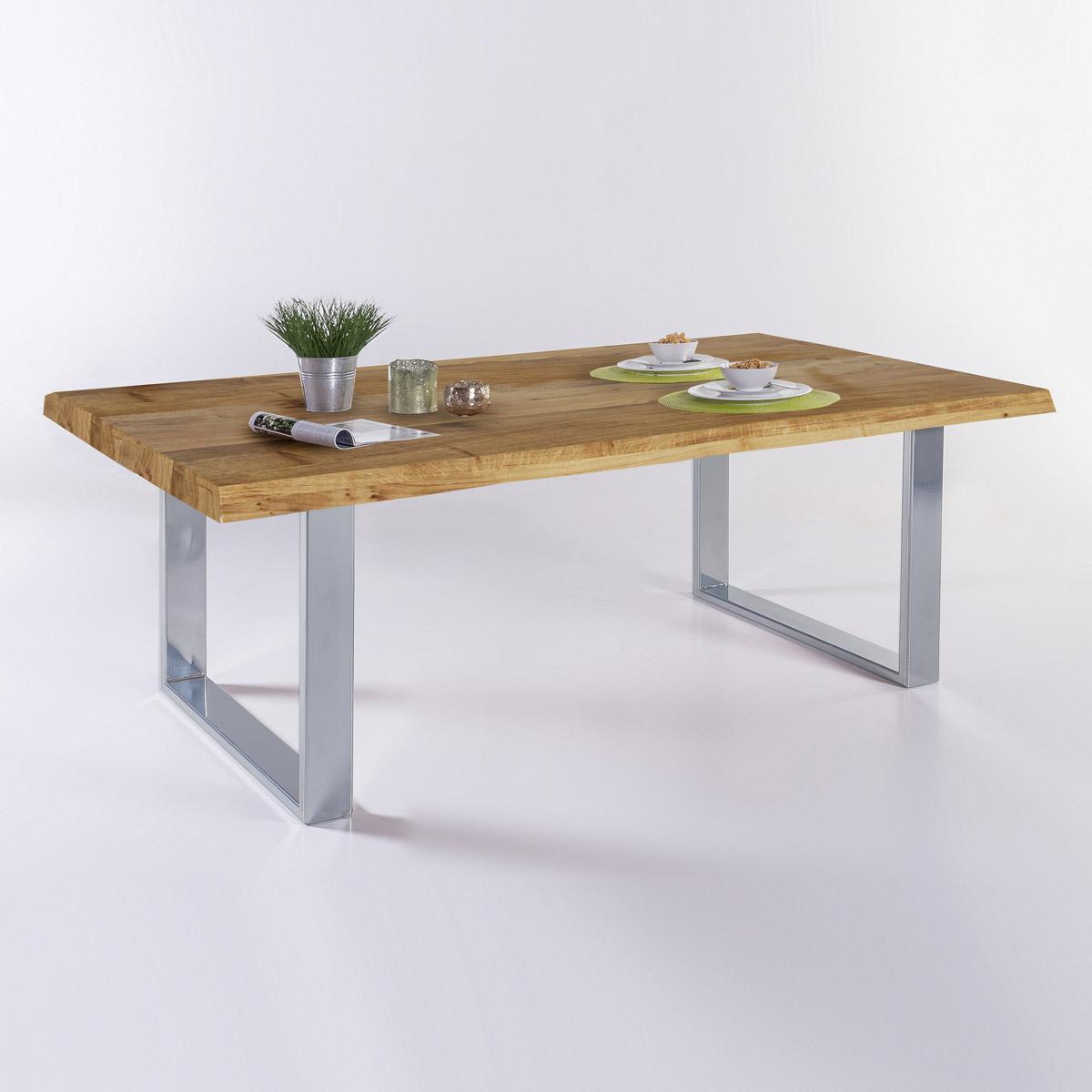 Esstisch Tim Tisch Esszimmertisch Tischsystem Esszimmer In Eiche