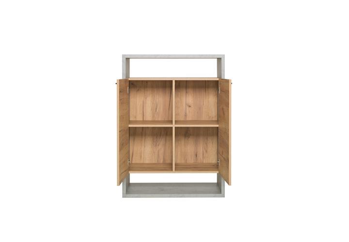 b roset 2 momo schreibtisch regal schrank home office in. Black Bedroom Furniture Sets. Home Design Ideas