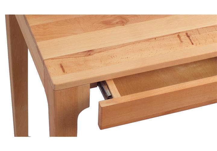 sekret r oskar b ro schreibtisch kona wildeiche oder kernbuche massiv ge lt ebay. Black Bedroom Furniture Sets. Home Design Ideas