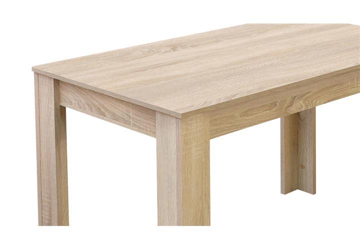 esstisch pit bull eiche s gerau k chentisch esszimmer tisch ausziehbar 80 160 ebay. Black Bedroom Furniture Sets. Home Design Ideas