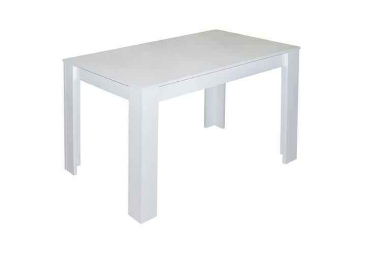 Esstisch Pit Bull Küchentisch in weiß matt Esszimmer Tisch ...