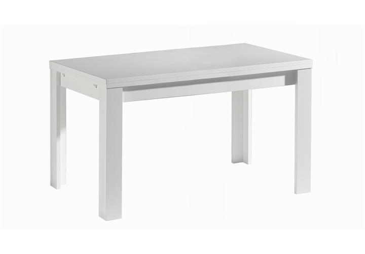Esstisch Monsa Esszimmertisch Küche Tisch ausziehbar weiß Lack oder ...