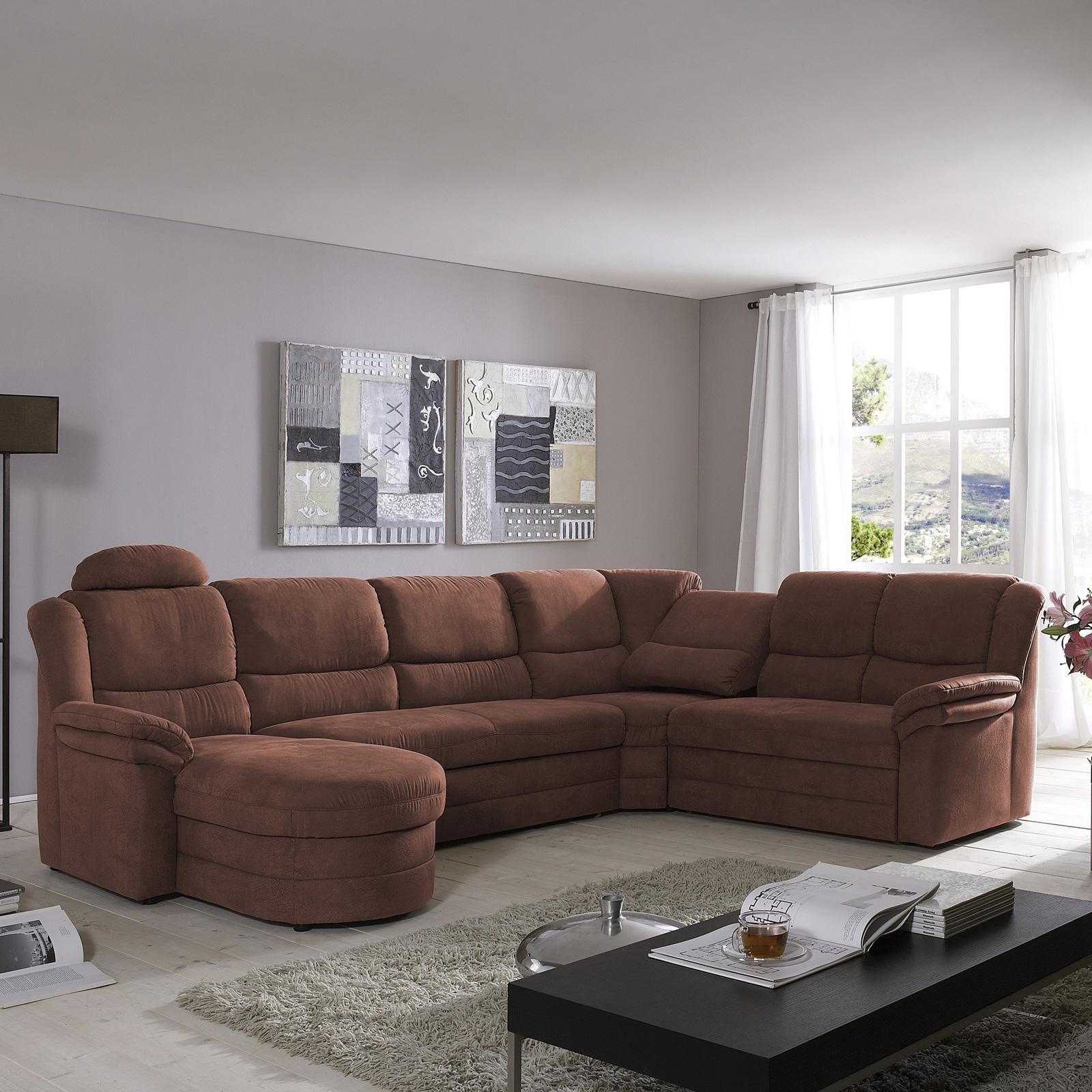 Sofa Kopenhagen ecksofa kopenhagen sofa polsterecke wohnlandschaft u sofa in braun