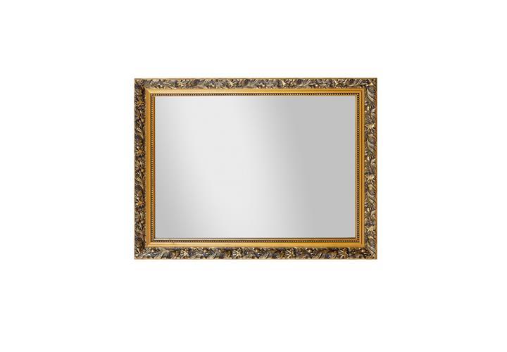 Spiegel pius antiklook goldfarben oder silberfarben for Spiegel 70x90