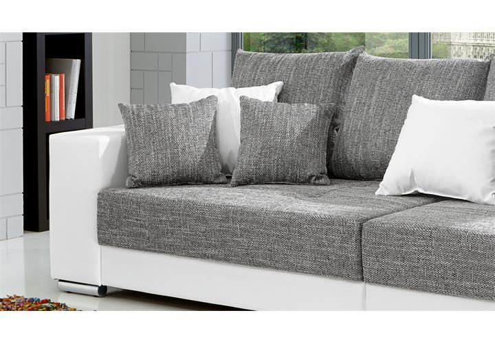 Bigsofa Adria Big Sofa Wohnzimmer XXL Couch Stoff mit ...