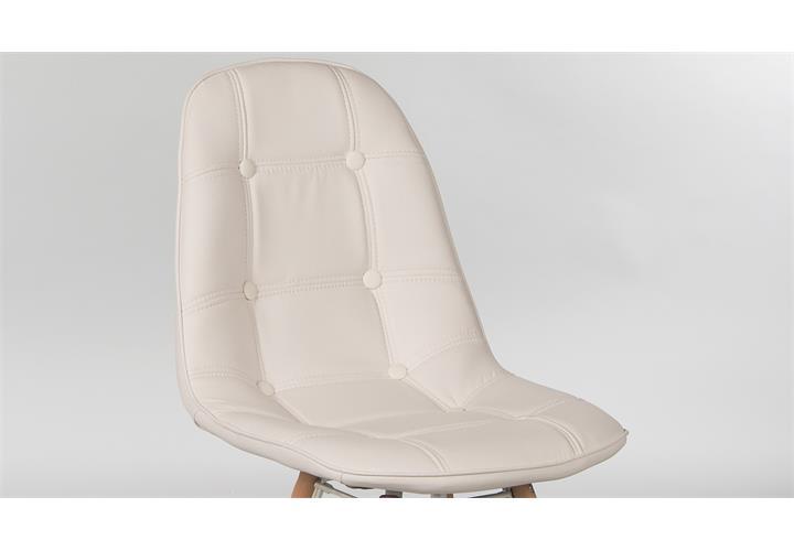 Stuhl 4er set sitzschale kunststoff oder gepolstert for Schalenstuhl gepolstert