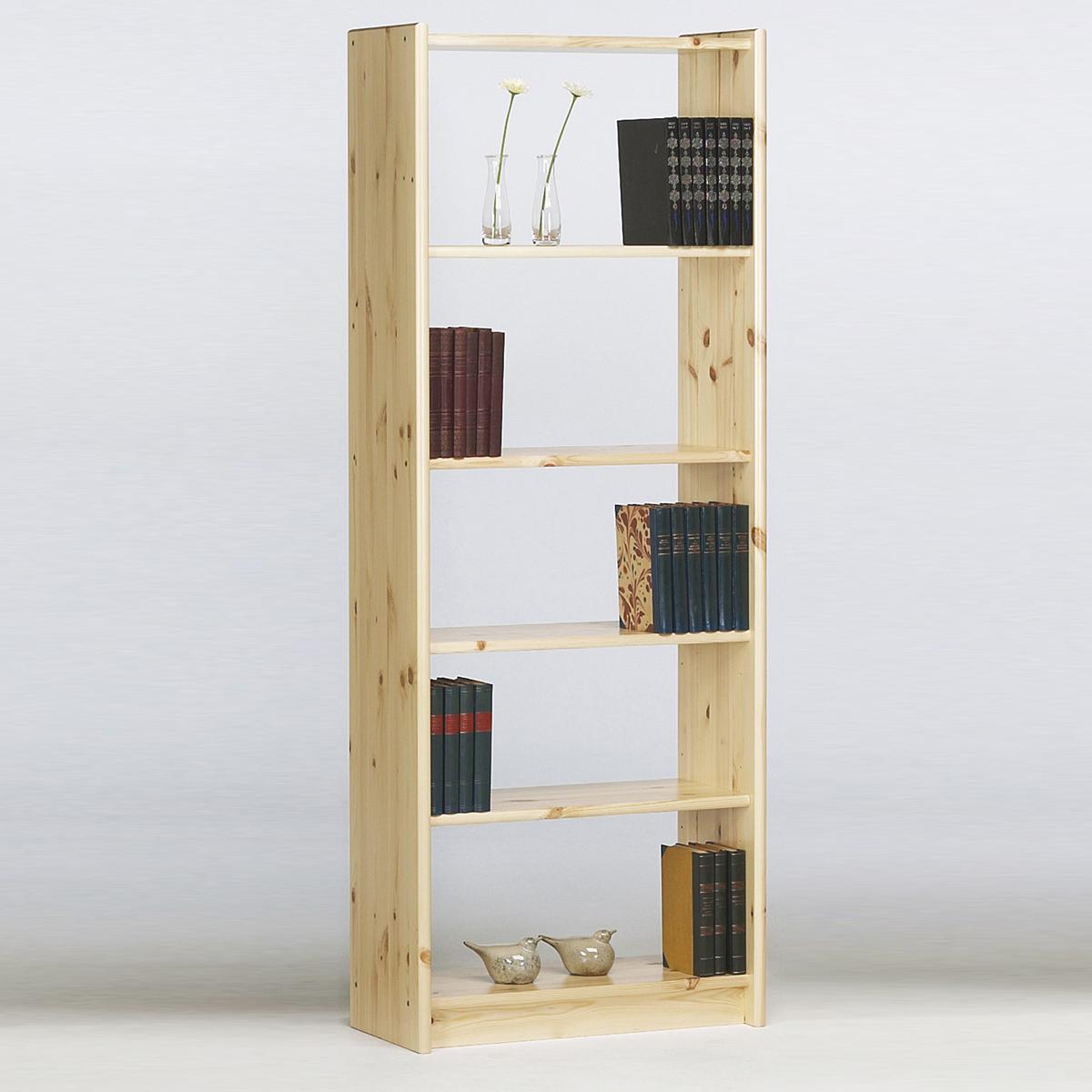 regal axel in kiefer massiv b cherregal universalregal. Black Bedroom Furniture Sets. Home Design Ideas