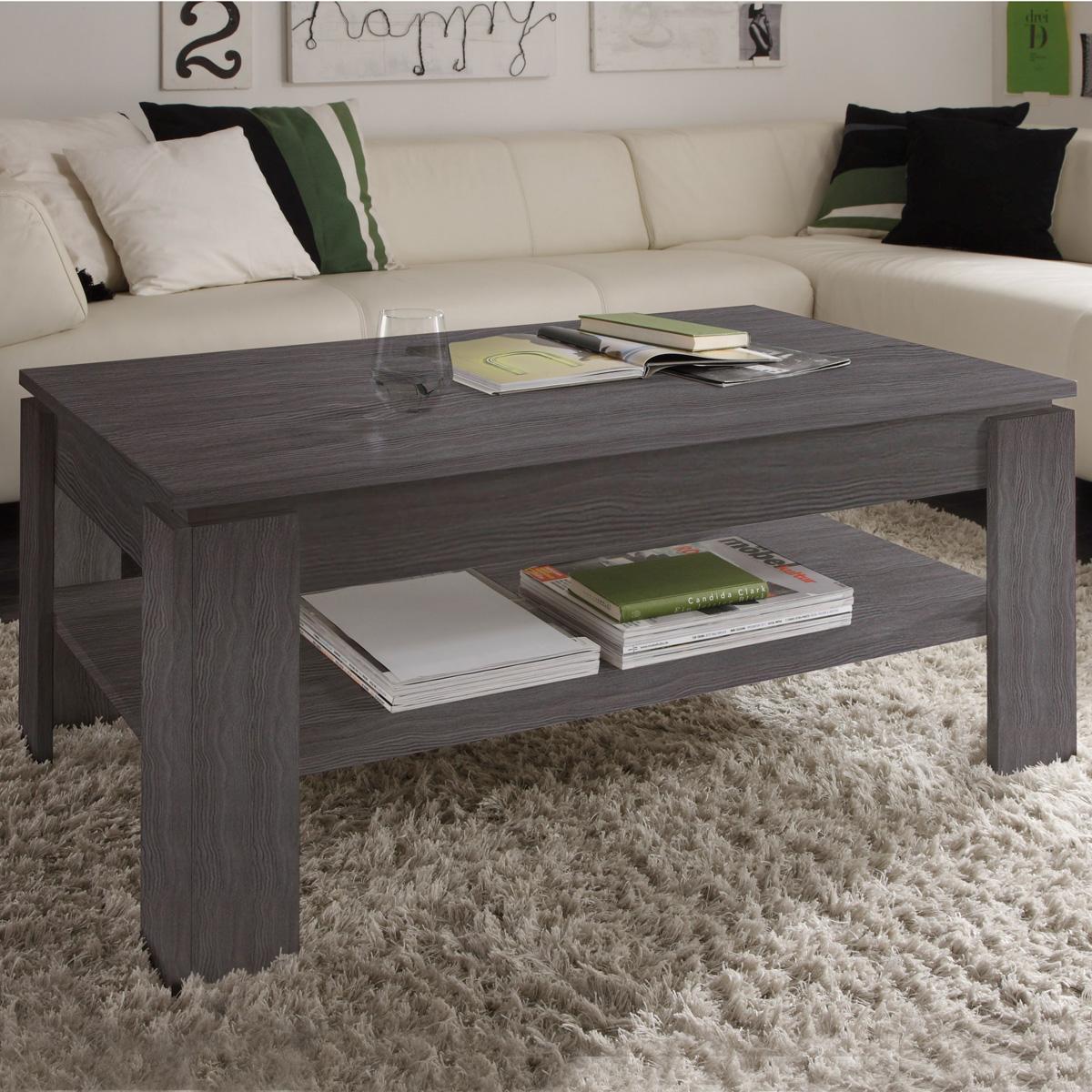 Couchtisch universal mit ablage wohnzimmer tisch for Stubentisch wohnzimmer